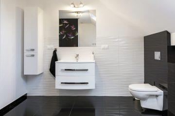 nieuwe badkamermeubels