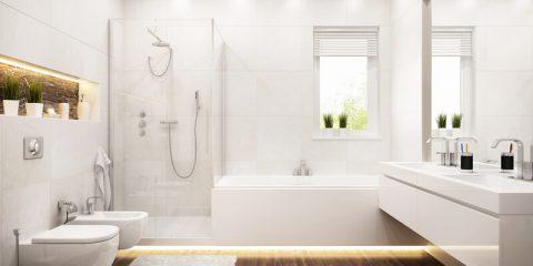 nieuwe badkamer