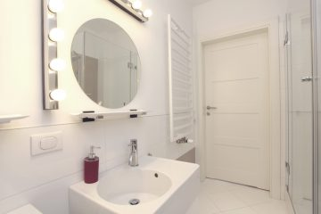 licht in badkamer zonder raam