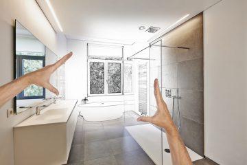 stappenplan om badkamer te verbouwen