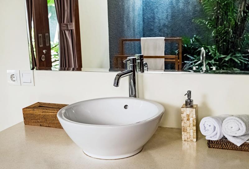 nieuwe badkamer inrichten
