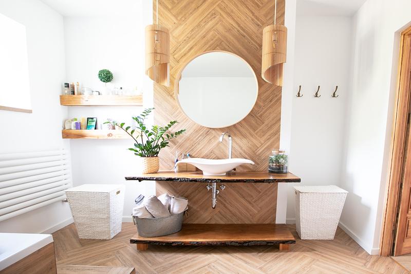 5 handige tips om je badkamer groter te laten lijken