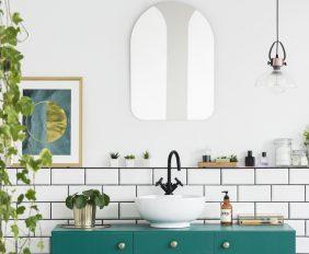 Kleurgebruik in je badkamer