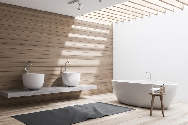 een houten muur