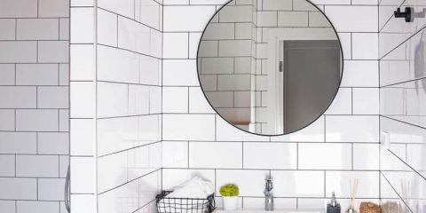 kleine badkamer inrichting