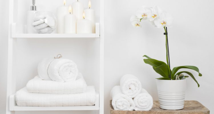 Opbergideeën voor jouw handdoeken