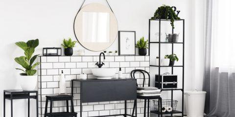 creatieve badkamer inrichting