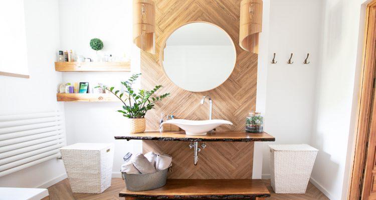 duurzame badkamer inrichting