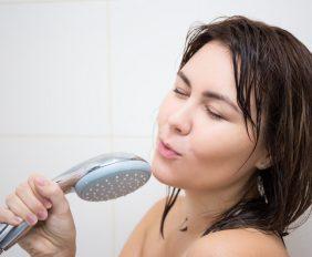hits voor onder de douche
