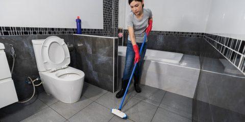 schoonmaaktips badkamer