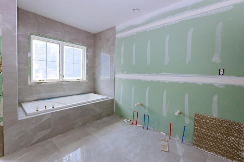 zelf badkamer verbouwen