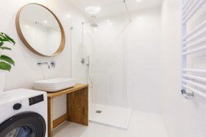 radiator voor de badkamer